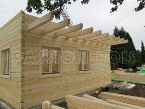 Nos maisons en bois