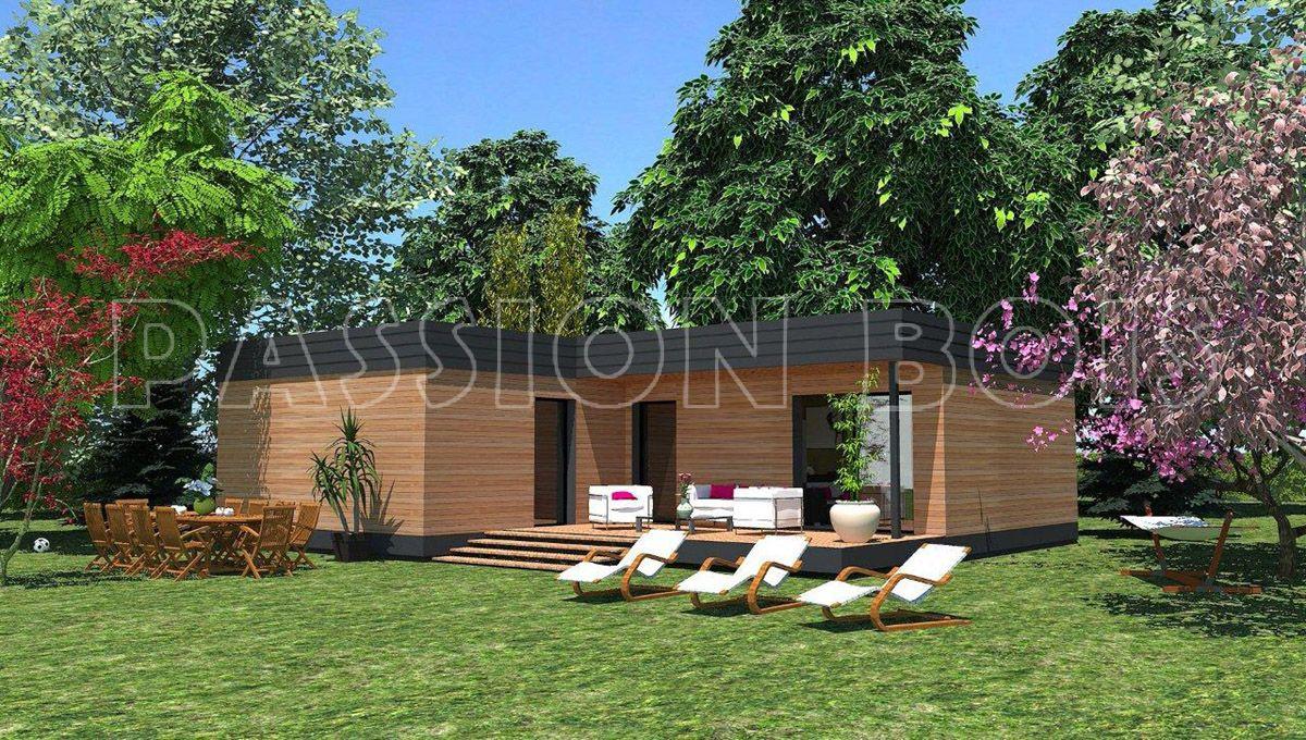 Maison Bois Et Chalet Bois Modeles De Maisons Et Chalets